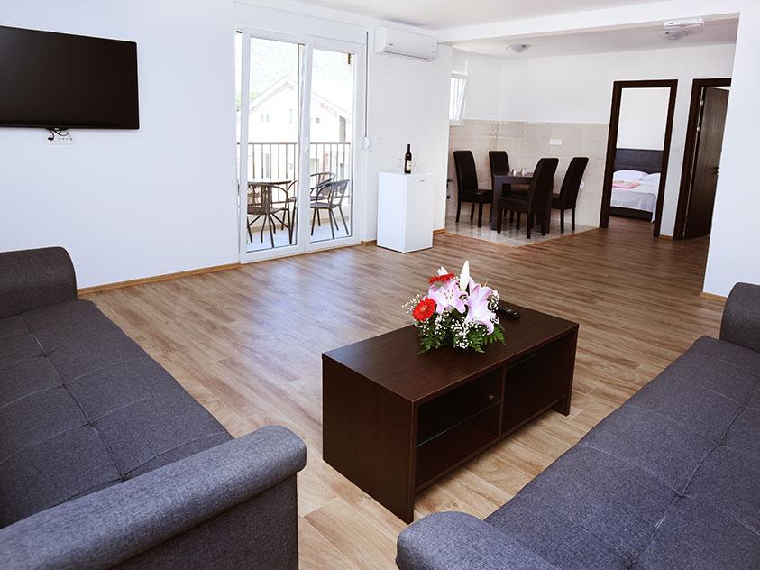 Hotel Kapri - apartman